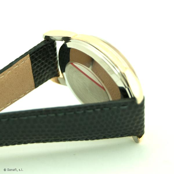 Relojero servcio técnico relojes Omega calibre 503 restauración completa reloj Seamaster Danafi Barcelona