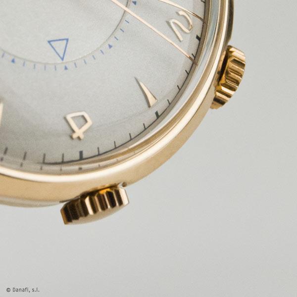 Restauración y reparación reloj antiguo vintage Jaeger-LeCoultre Memovox Reveil watch