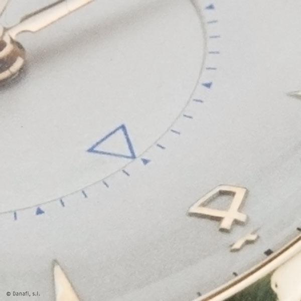 Restauración y reparación reloj antiguo vintage Jaeger-LeCoultre Memovox dreloj despertador