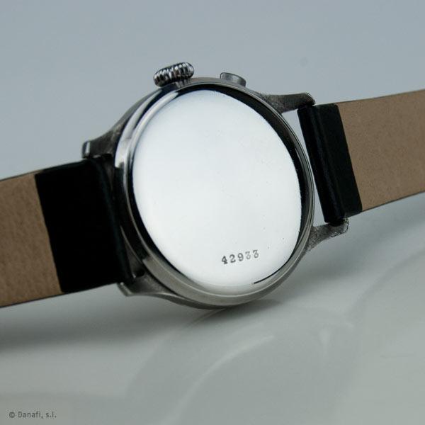 Restauración reloj antiguo vintage Vulcain Coppel restauracion reloj cronometro
