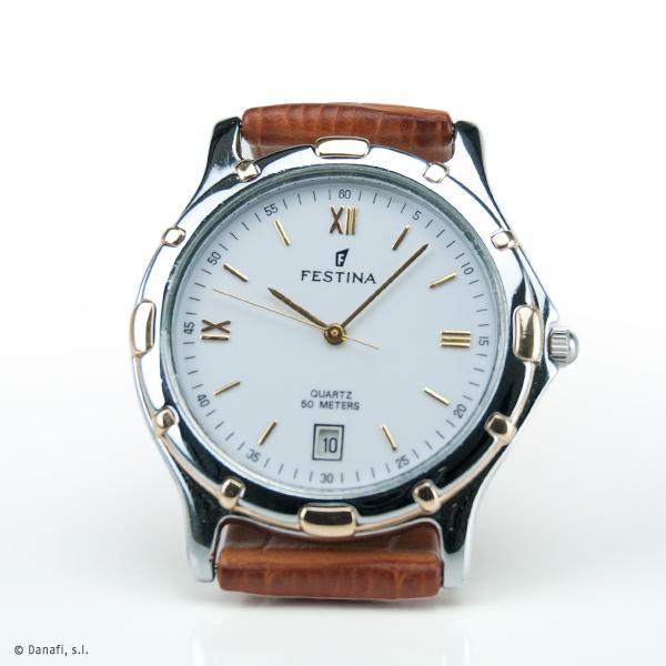 Servicio técnico relojes Festina Quartz. Relojero en Barcelona Danafi
