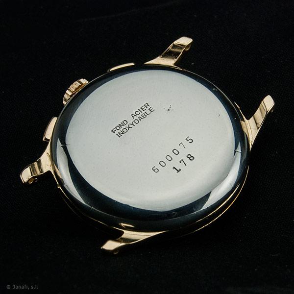Breitling restauración reparación reloj cronometro