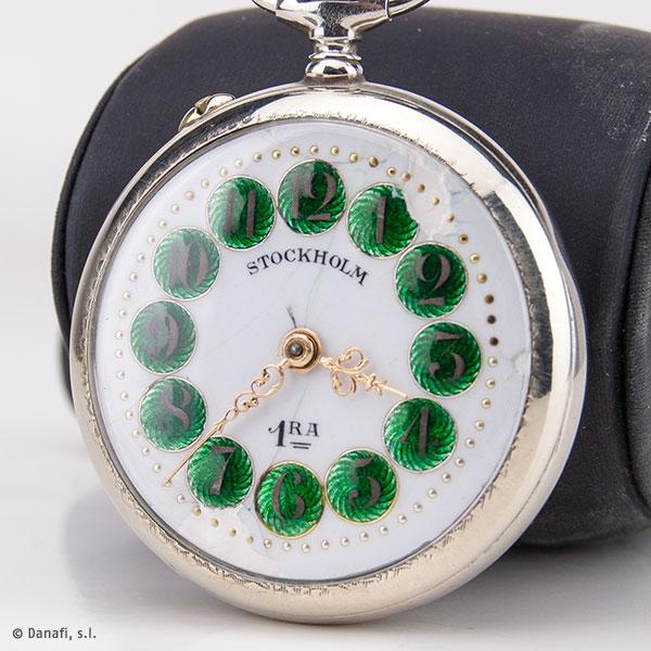 Restaurar agujas saetas manecillas reloj bolsillo_Danafi