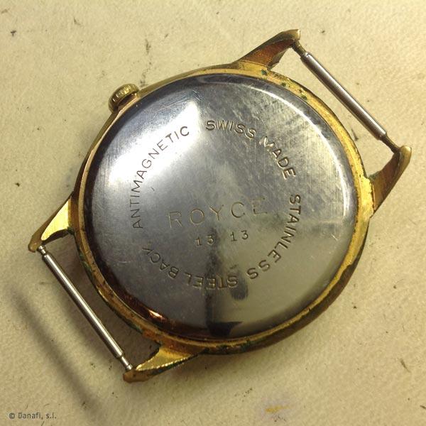 Royce-restauracion-y-reparacion-reloj-cuerda-manual-chapado-en-oro_Danafi_01
