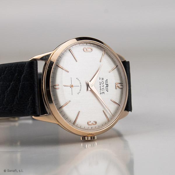 Reloj Royce Antimagnetic