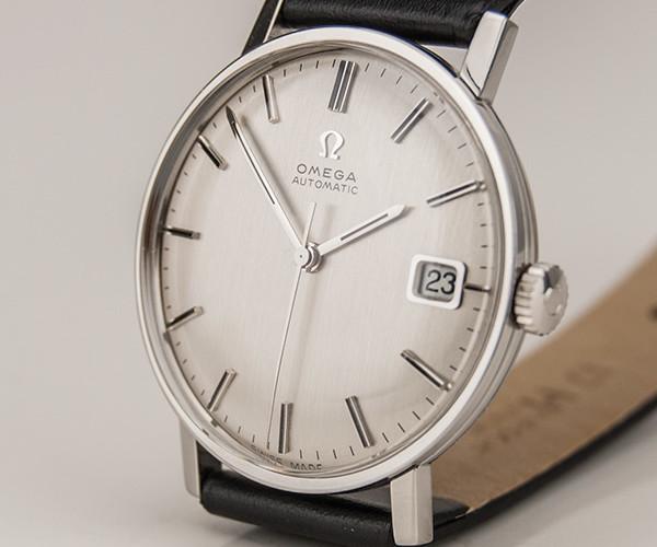 Restauracion reloj Omega autimatic calibre 565 Danafi