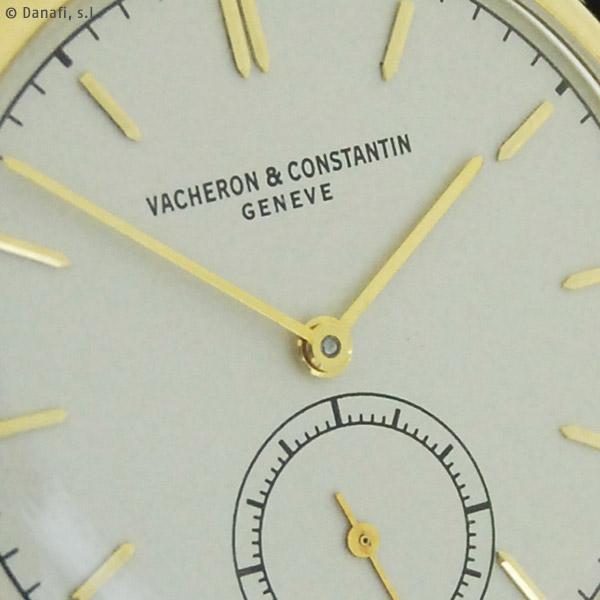 Vacheron Constantin servicio técnico relojero en Barcelona y madrid