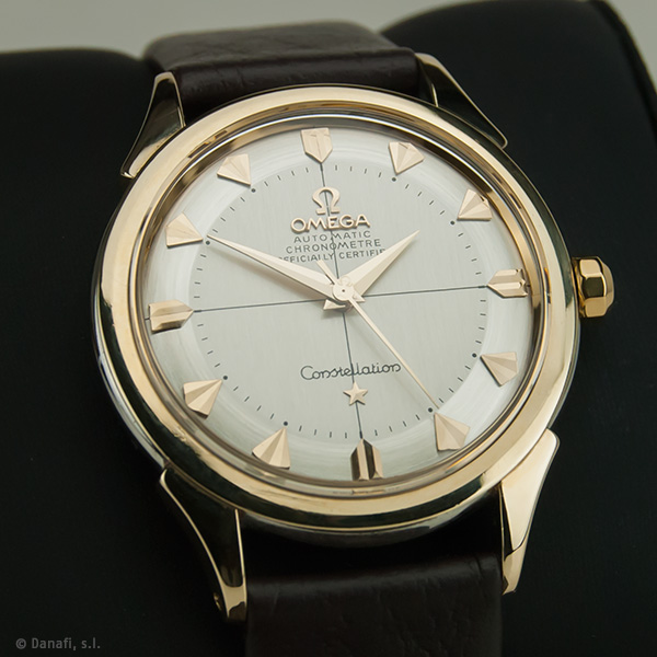 omega automatic chronometer officially certified constellation