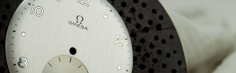 Taller especializado en la restauración de esferas de reloj