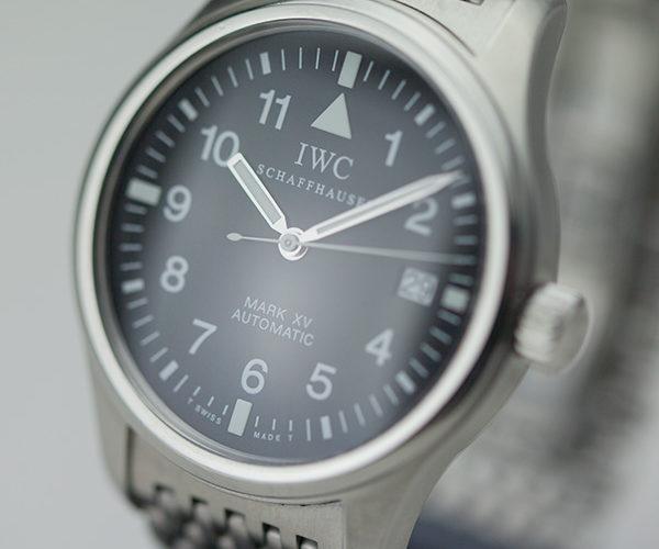 Reloj IWC International Watch Cº Revision y servicio de mantenimiento completo