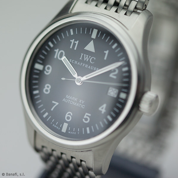 Reloj IWC International Watch Cº Revision y servicio de mantenimiento completo