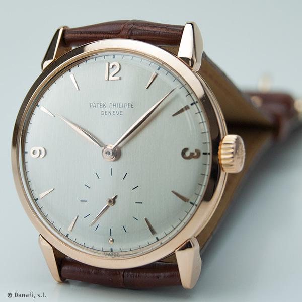 Restauración y reparación reloj Patek Philippe