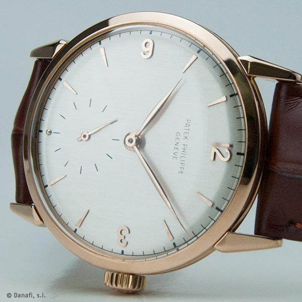 Servicio de mantenimiento, puesta a punto, reparación y restauración de reloj Patek Philippe