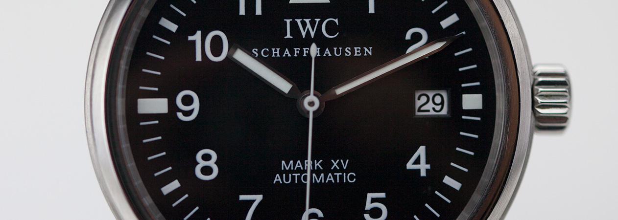 SERVICIO TÉCNICO IWC BARCELONA —International watch Cº—