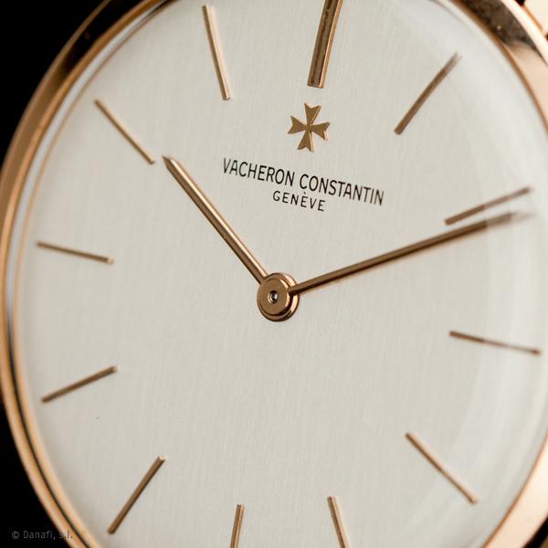 Restauración reloj Vacheron Constantin caja de oro restaurado por Serv icio técnico relojero Danafi