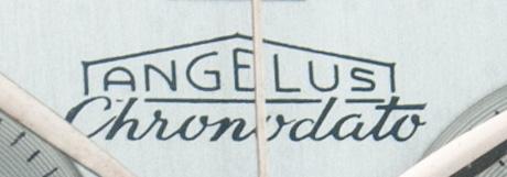 Angelus Chronodato restaurado Danafi