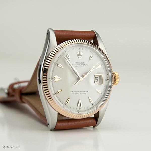 Servicio técnico Rolex. Restauraación y reparación reloj Rolex DateJust Danafi