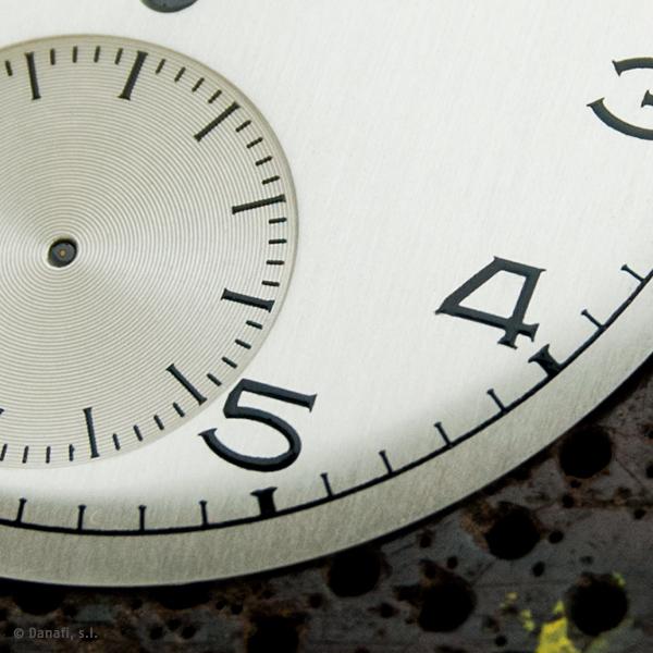 Restauración esfera de reloj