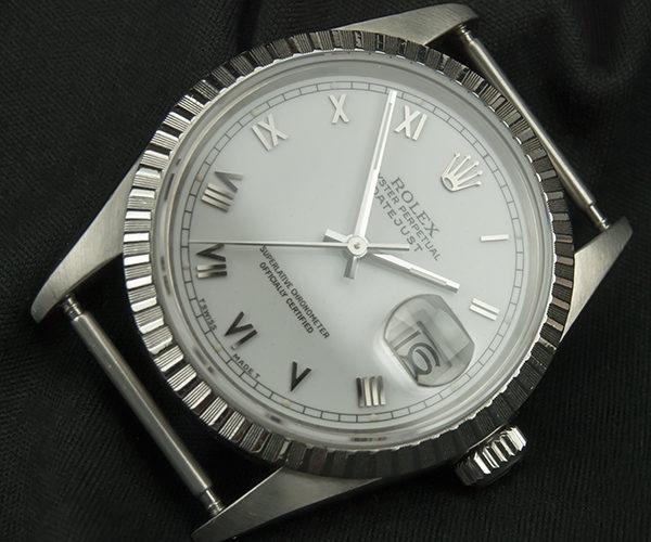 Reloj Rolex Oyster Perpetual Datejust reparación y mantenimiento. Danafi Barcelona