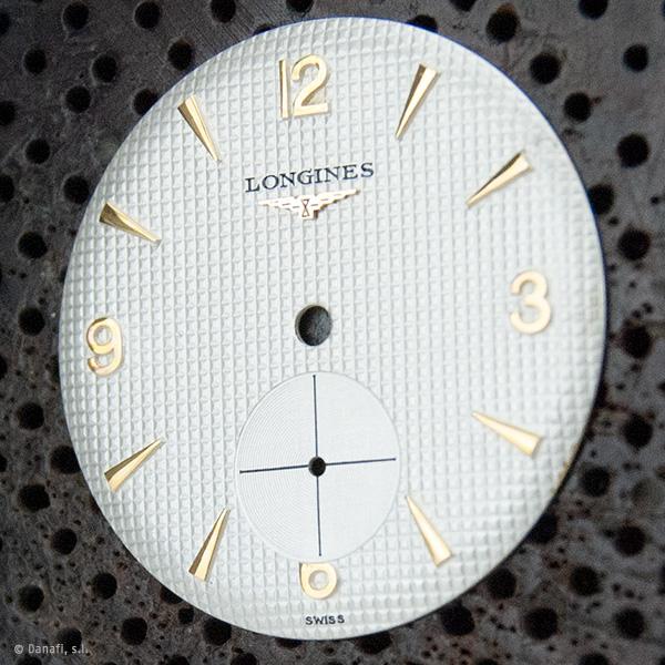 Longines watch dial restoration Danafi