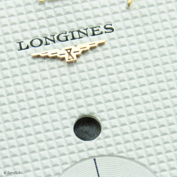 Longines watch dial restoration Danafi