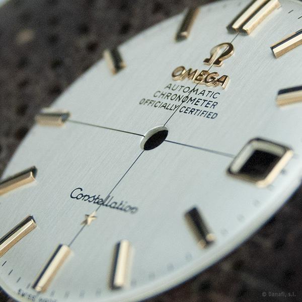 Omega Constellation Esfera de reloj calibre 561