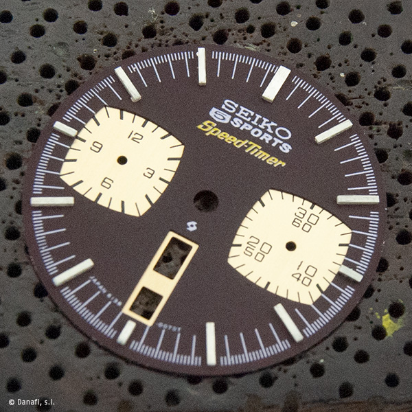 Seiko 5 Sports Speed-Timer Japan 6138-0070T Dial restoration_ Danafi